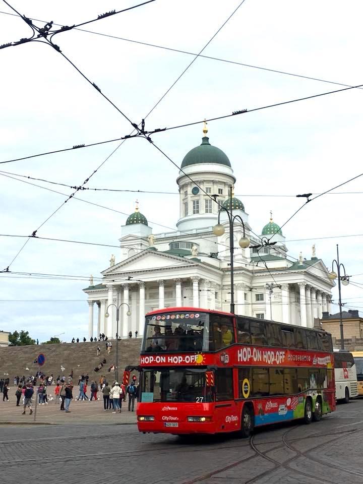 Helsinki viaggiare con bambini