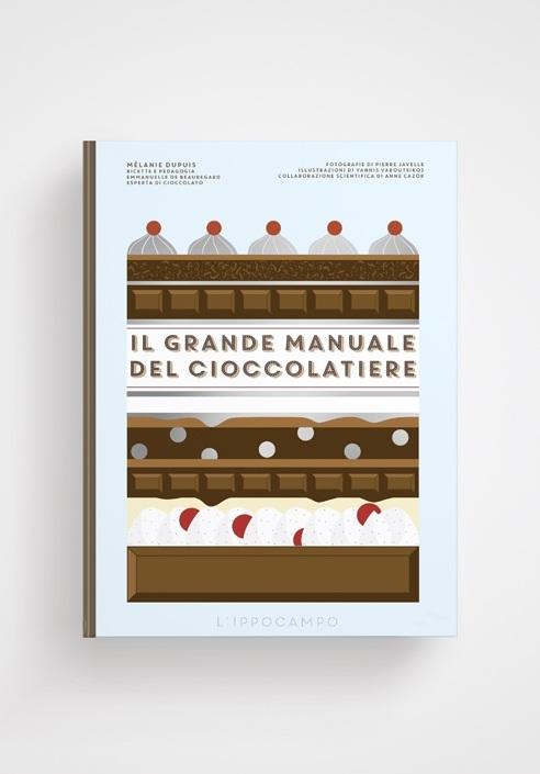 Il grande manuale del cioccolatiere libro da regalare a Natale 2019