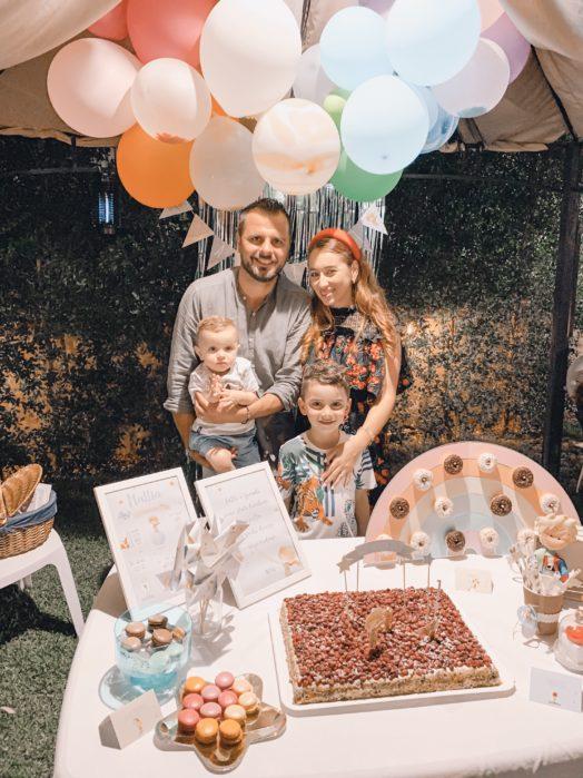 primo compleanno festa a tema piccolo principe