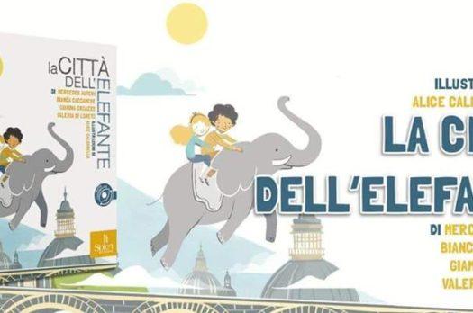 Catania per i bambini. Il libro La Città dell'elefante di Bianca Caccamese