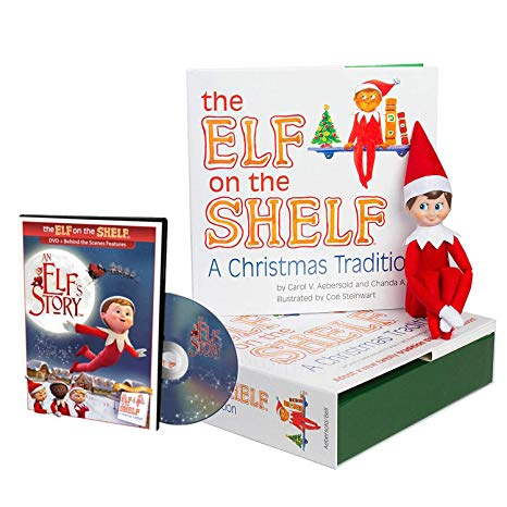 tradizione dell'elf on the shelf