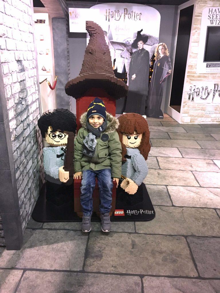 Lego di Harry Potter da Hamleys Londra
