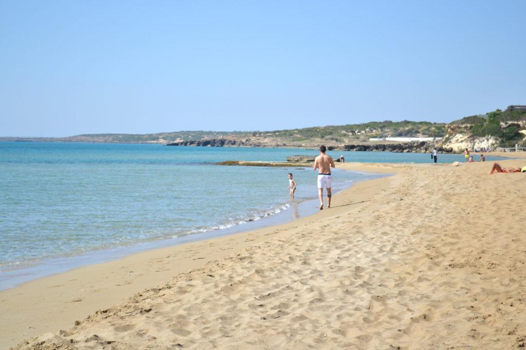 lido di noto spiaggia