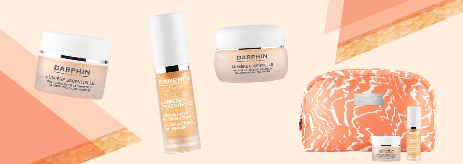 lumiere essentielle darphin per una pelle perfetta e luminosa
