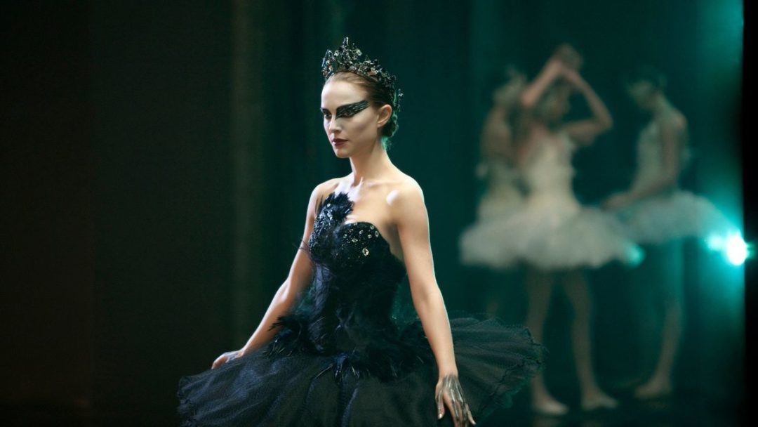 make up di carnevale: the black swan