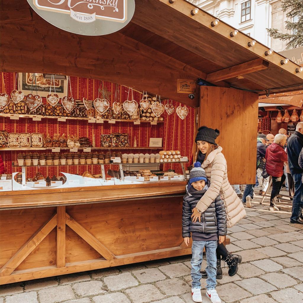 mercatini natalizi di Vienna