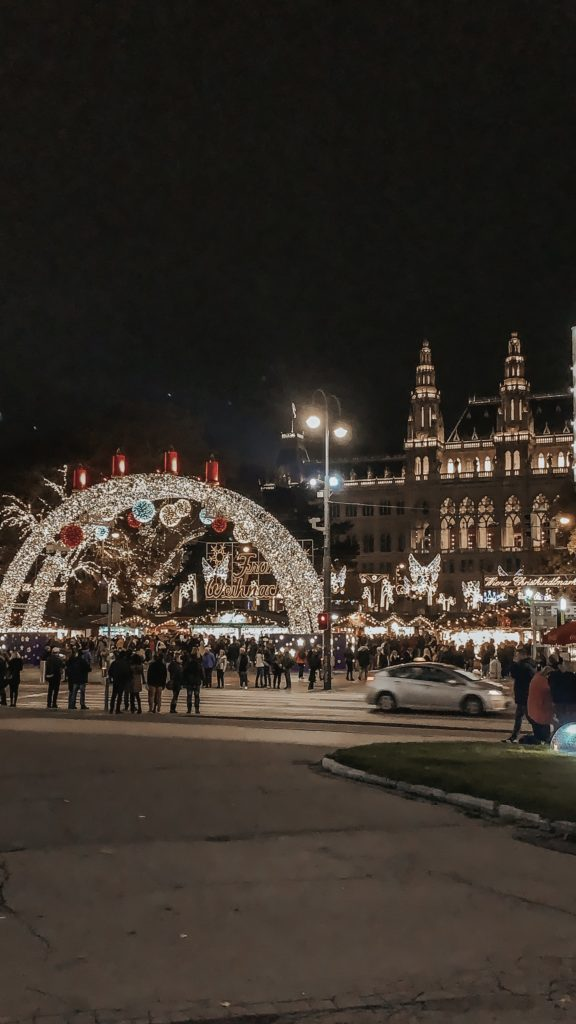mercato di natale a Vienna