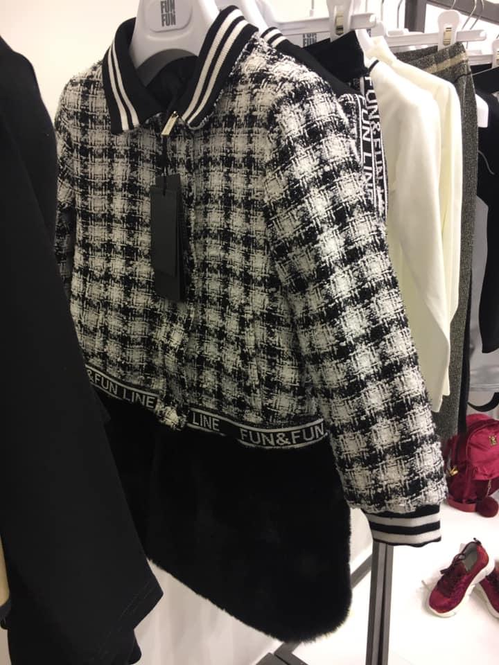 cappotti bouclé tendenze moda bimbi Pitti88