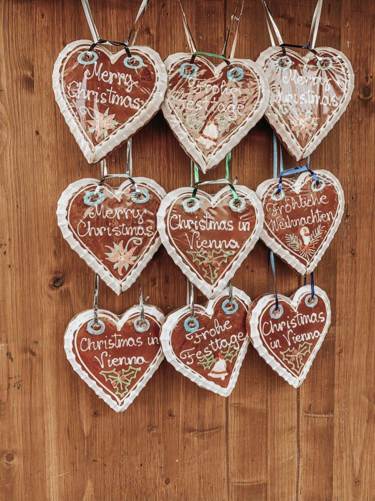 biscotti decorati natale a vienna