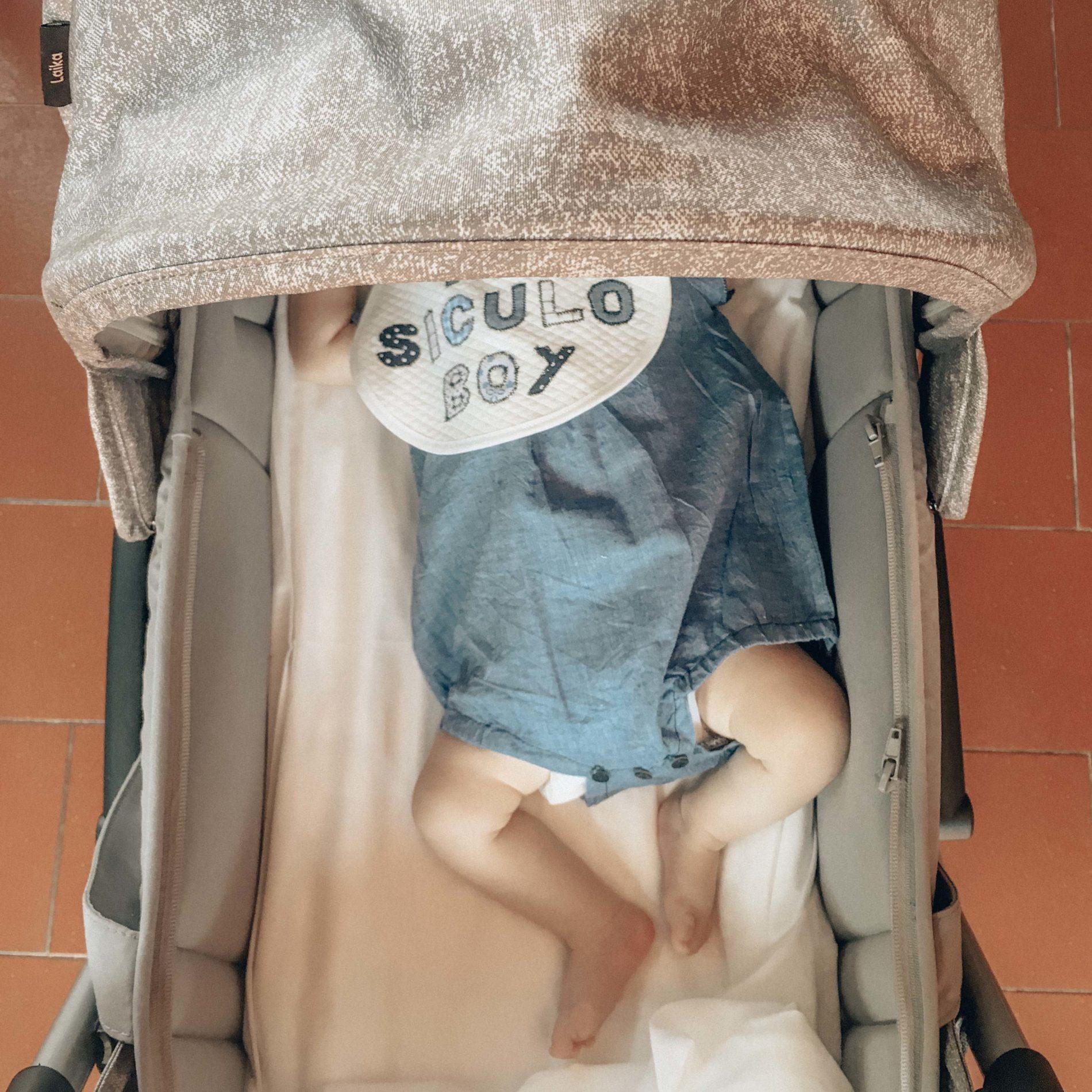 navicella morbida laika bebè confort
