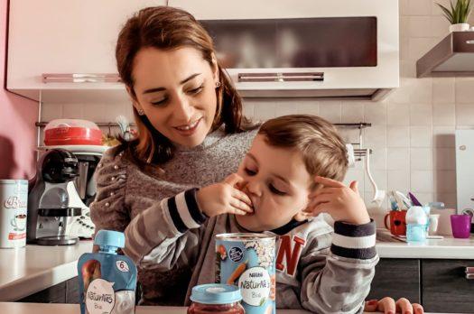 Nestlé NaturNes, il Babyfood bio perfetto per i più piccini