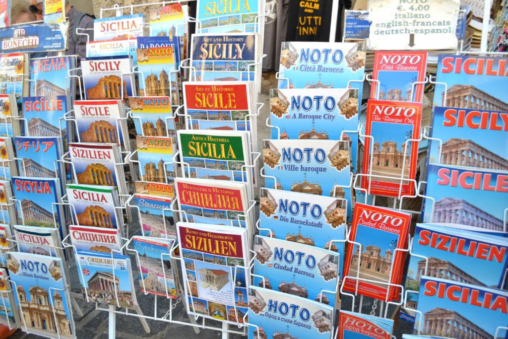 cartoline sicilia
