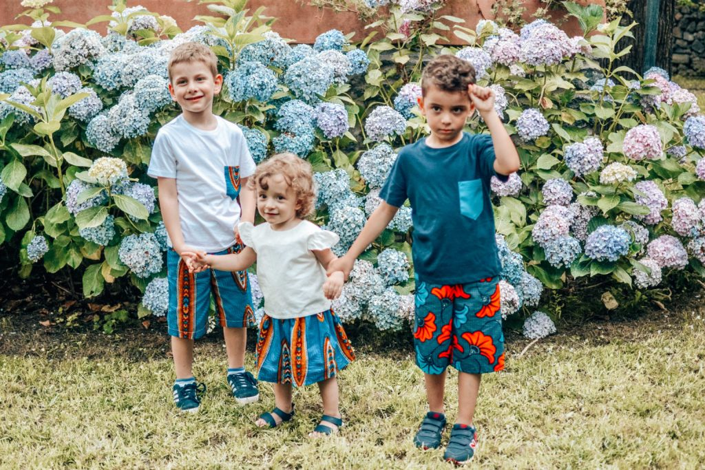 outfit bimbi lovema kids