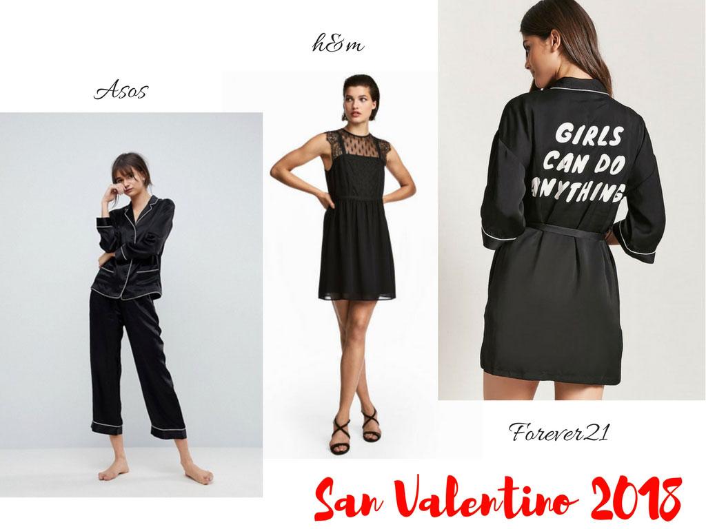 outfit e look per san valentino