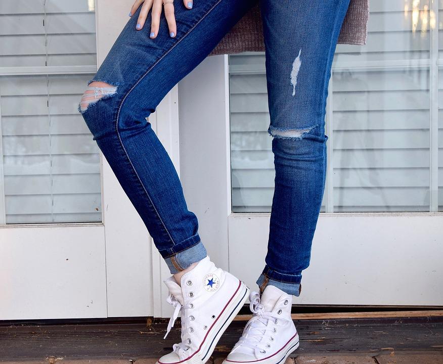 pantaloni a vita alta come indossarli con stile