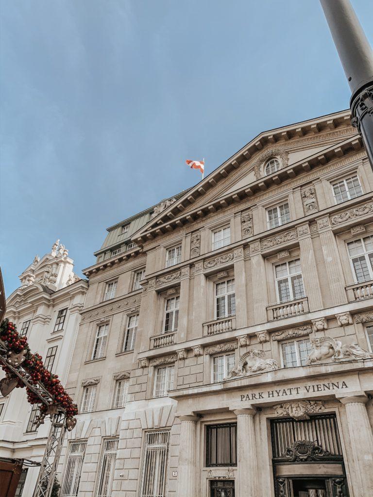 parkhyatt hotel di Vienna