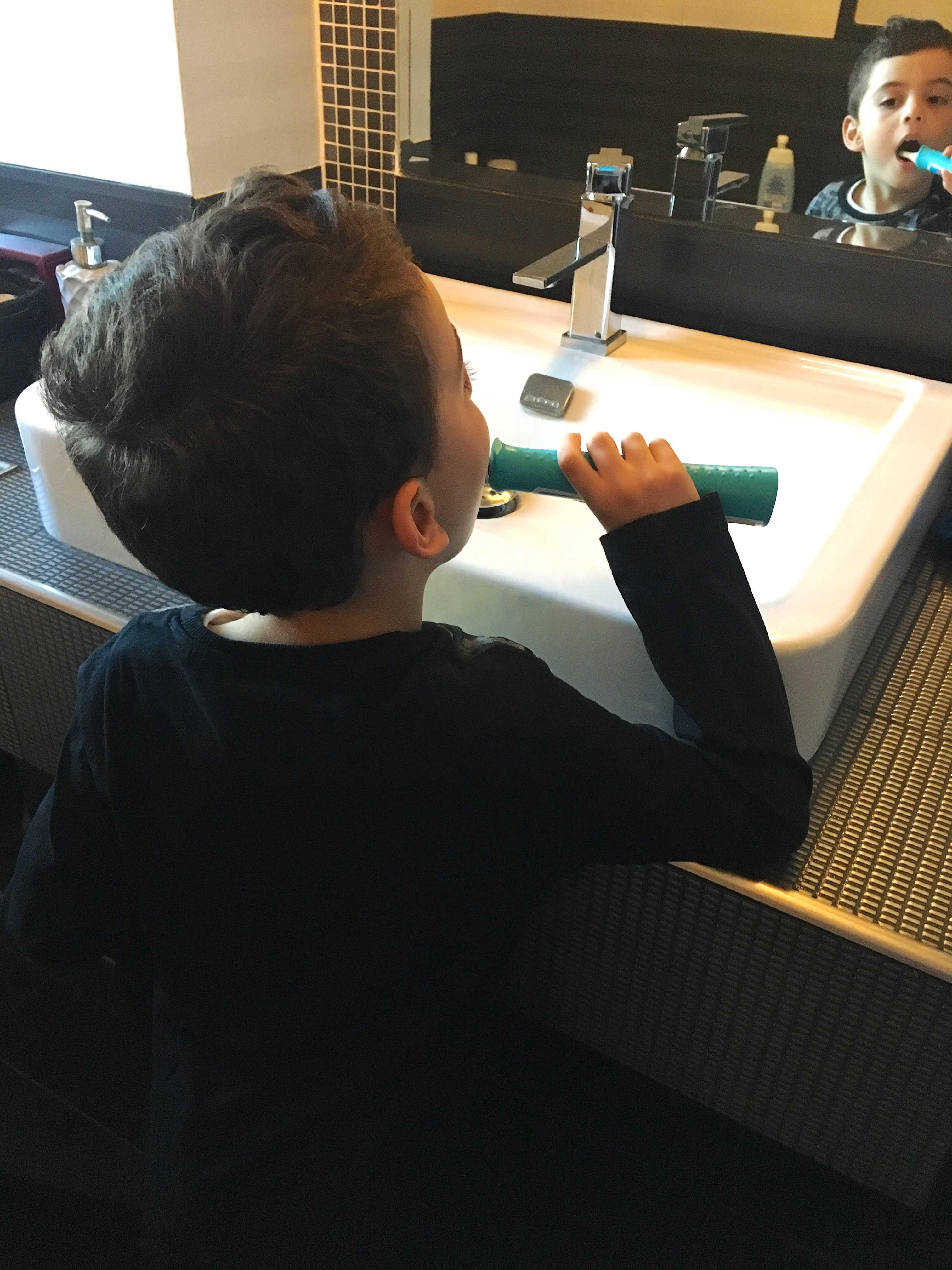 philips sonicare for kids spazzolino denti bambini