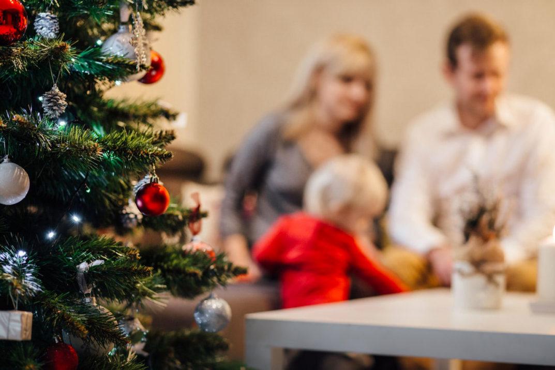 pigiami natalizi coordinati per la famiglia