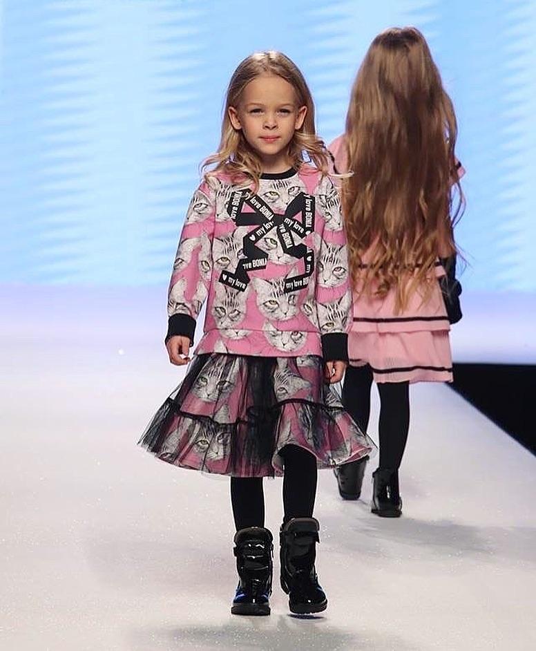 Pitti88 tendenze moda bimbi stile parisienne