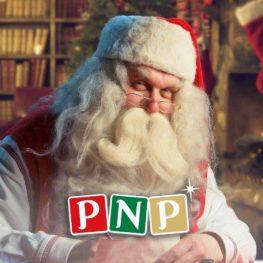 pnp app per ricevere video e chiamate da parte di Babbo Natale