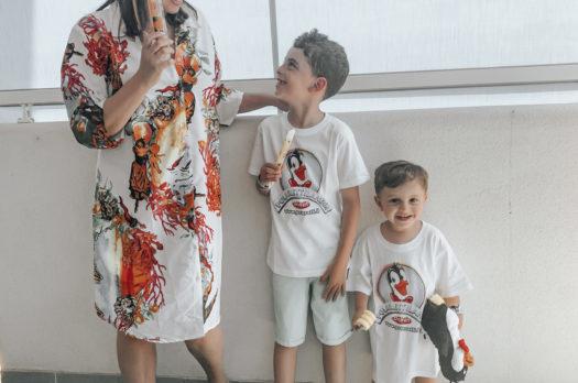 Una merenda creativa per bambini grazie a Polaretti Dolfin e alla nuova box in cartone riciclabile