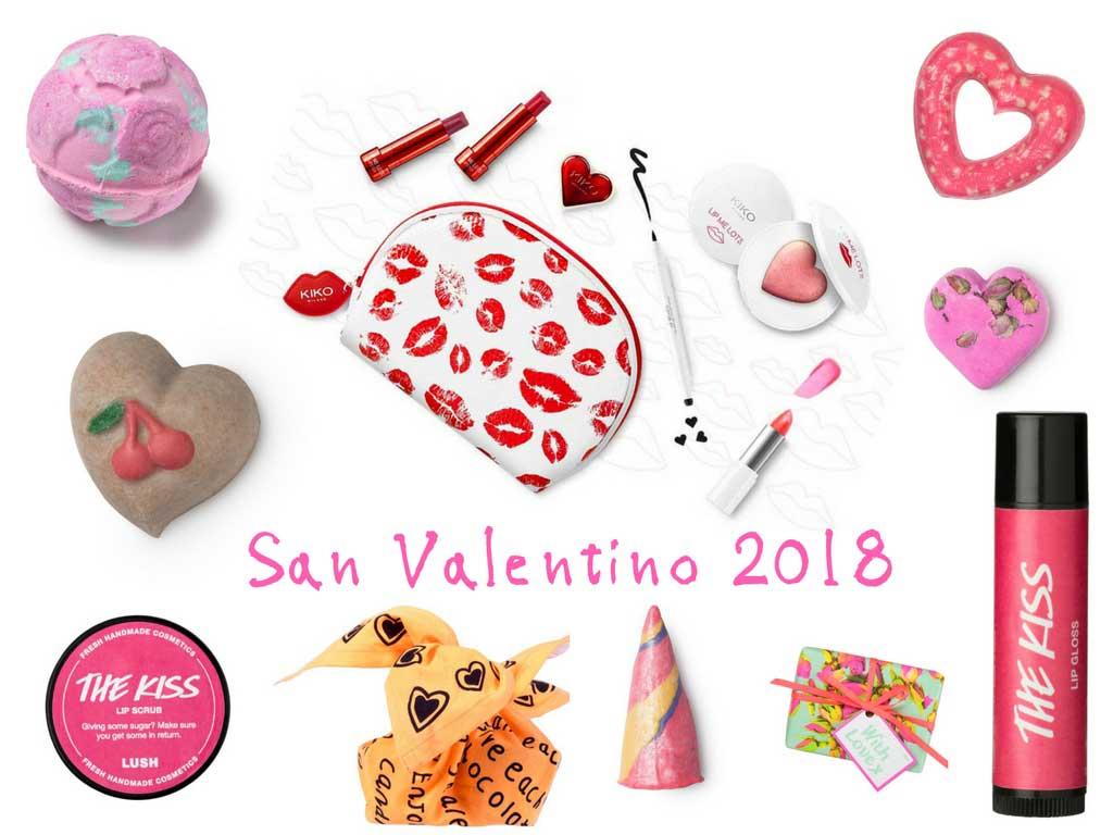 prodotti beauty per San Valentino