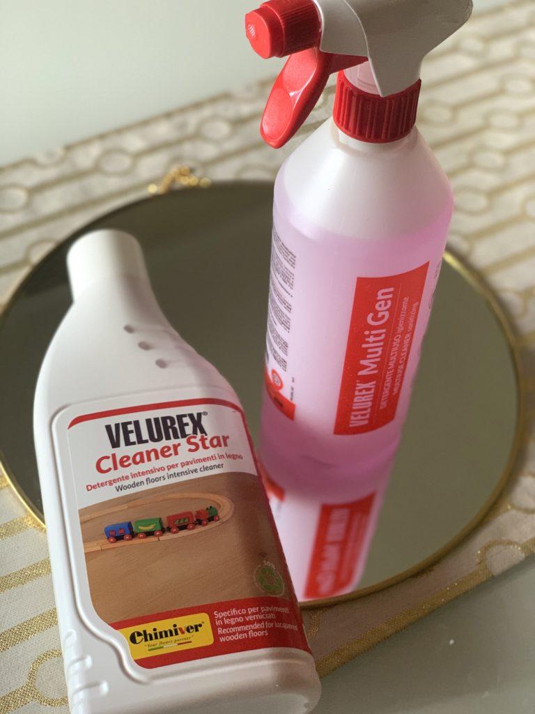 prodotti chimiver igienizzanti per la casa
