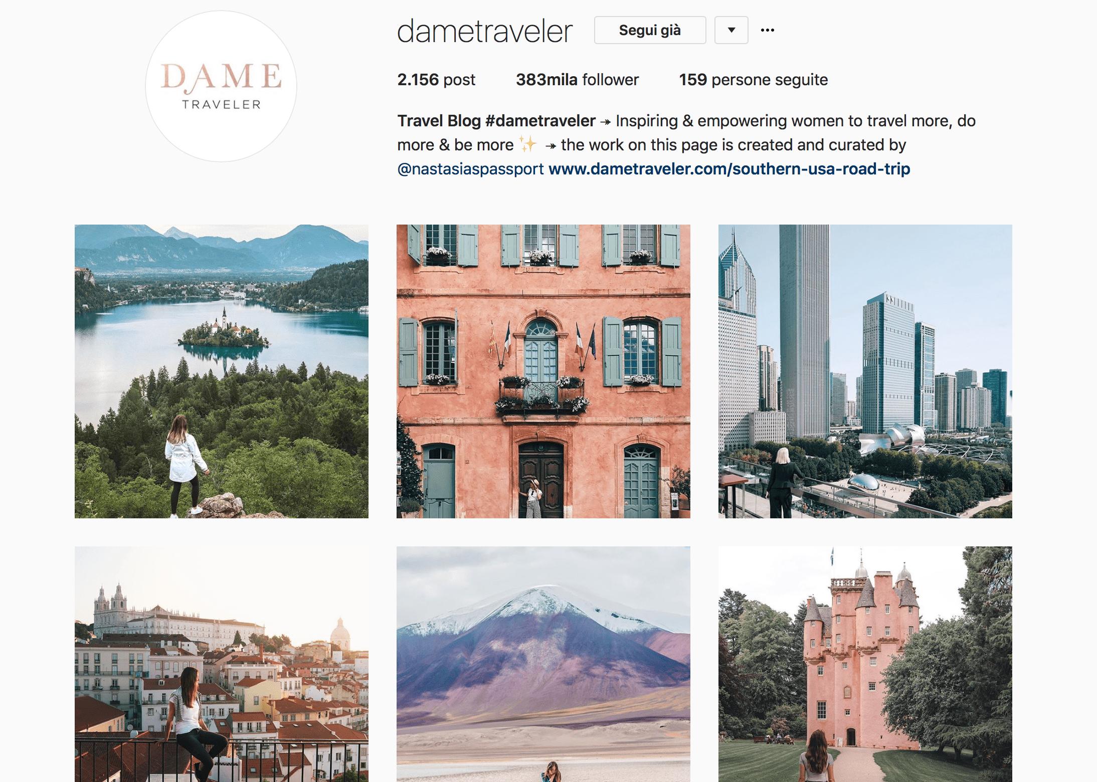 profili da seguire su Instagram