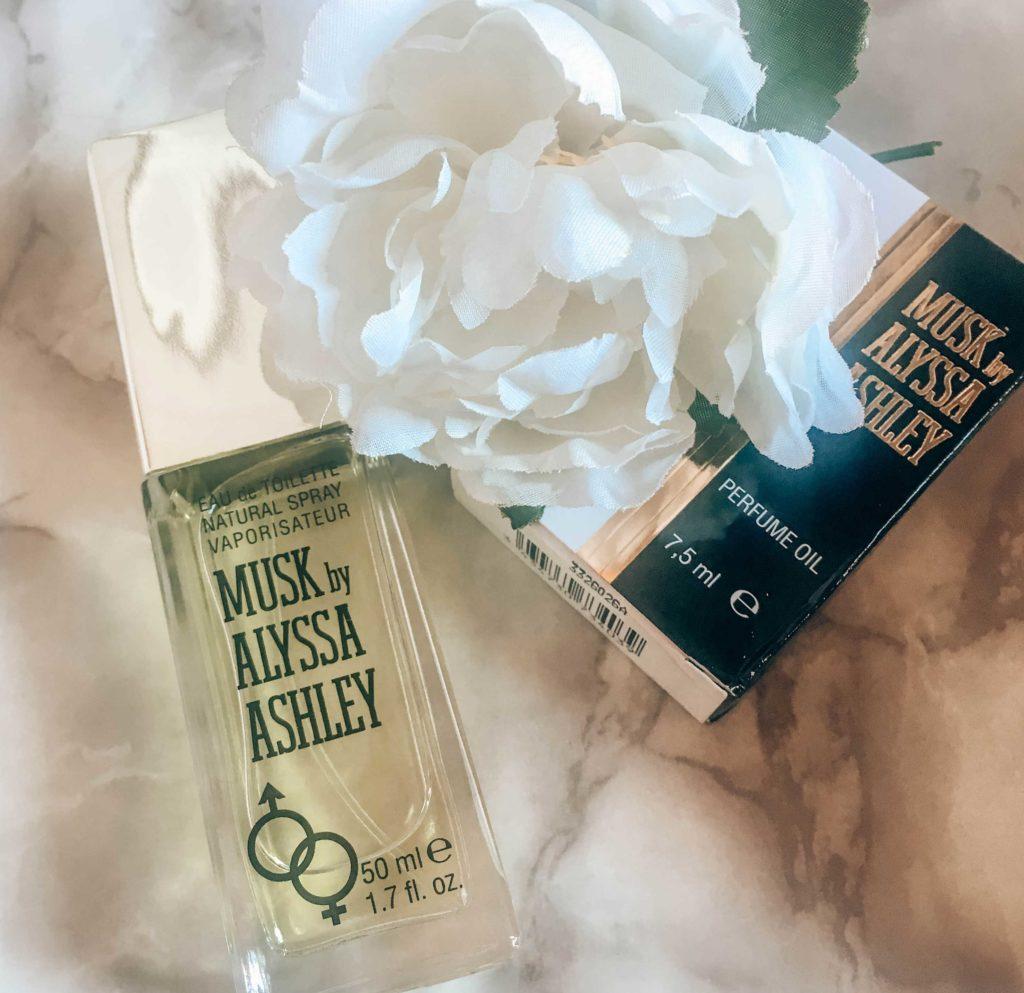 profumo musk by alyssa ashley unisex