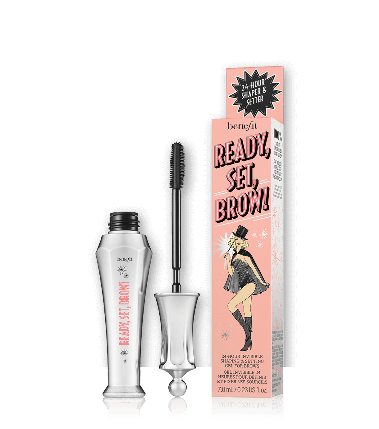 ready set brow gel sopracciglia benefit