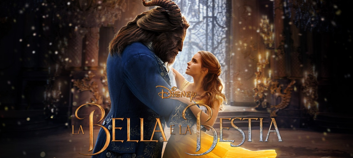 recensione film disney la bella e la bestia uci cinema
