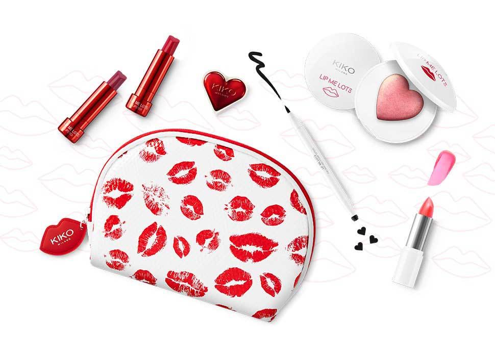 regali beauty san valentino collezione kiko
