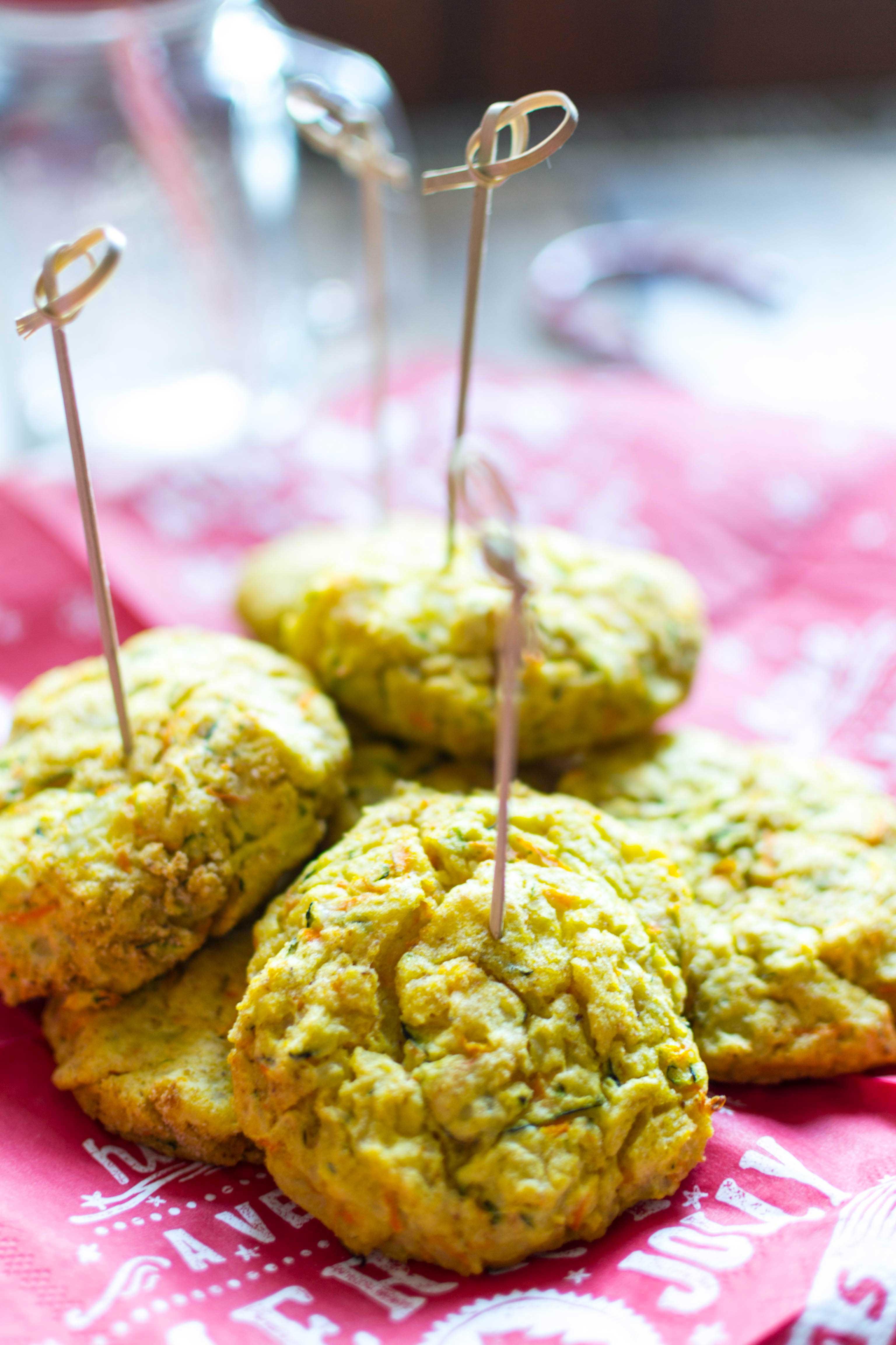 polpettine vegetariane per far mangiare verdure ai bambini