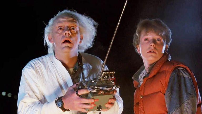 ritorno al futuro film anni '80