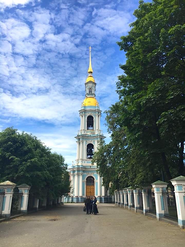 San Pietroburgo Chiesa di San Nicola