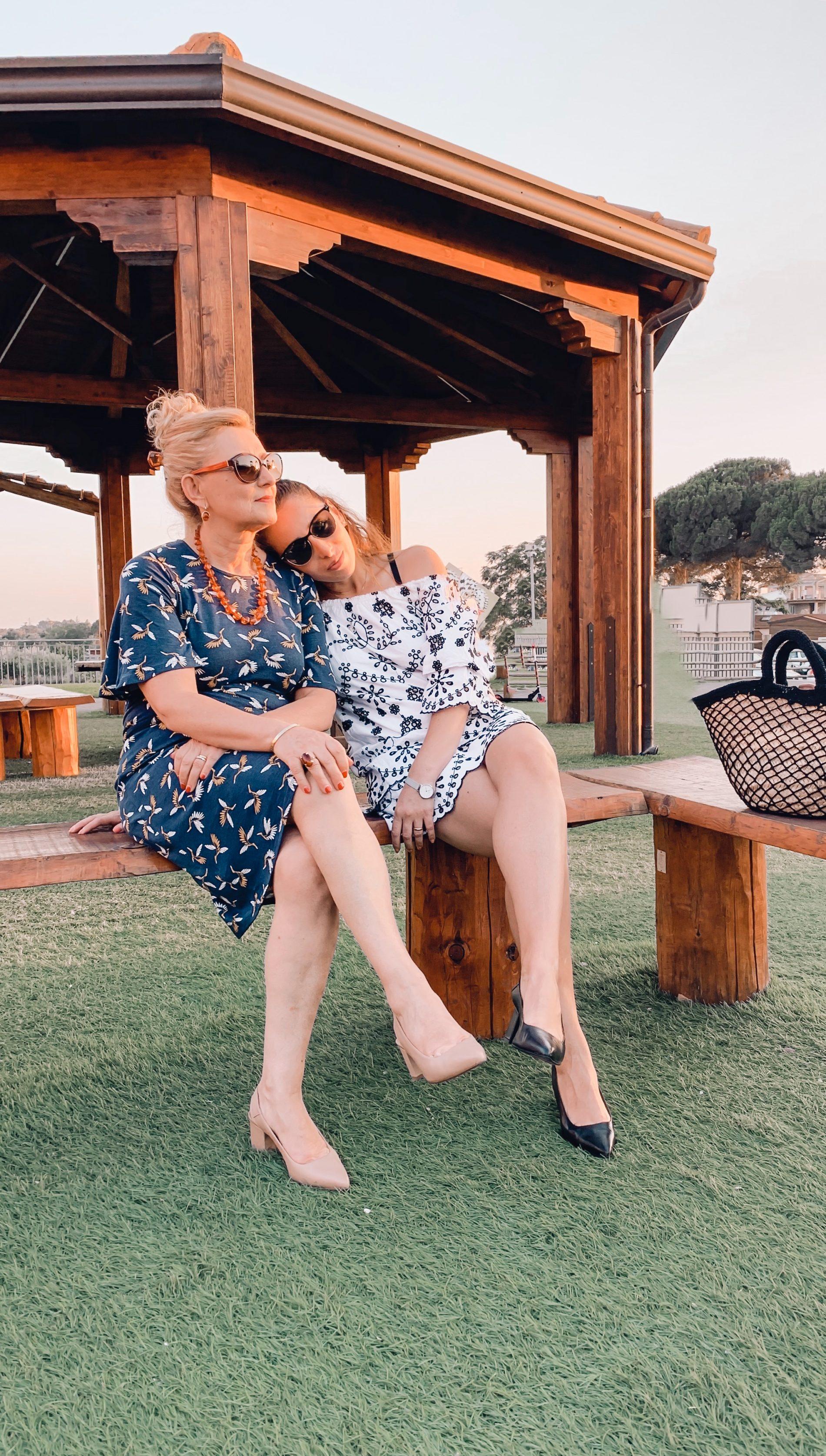 scarpe corbelli per mamma e figlia