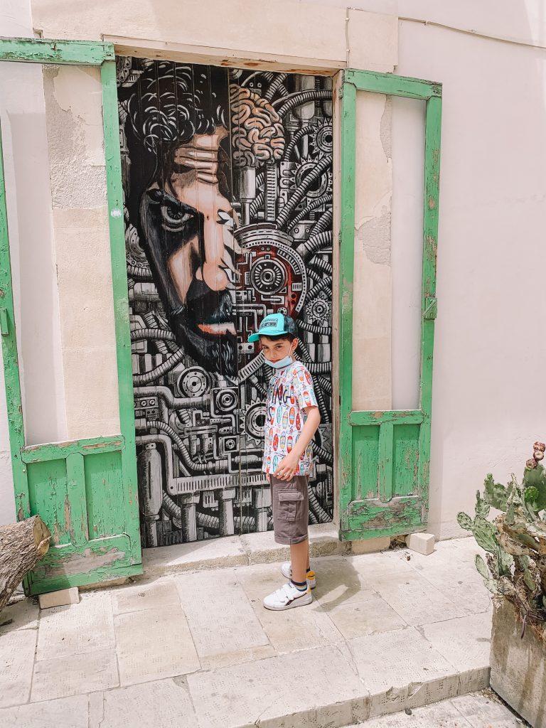 scicli porta graffiti