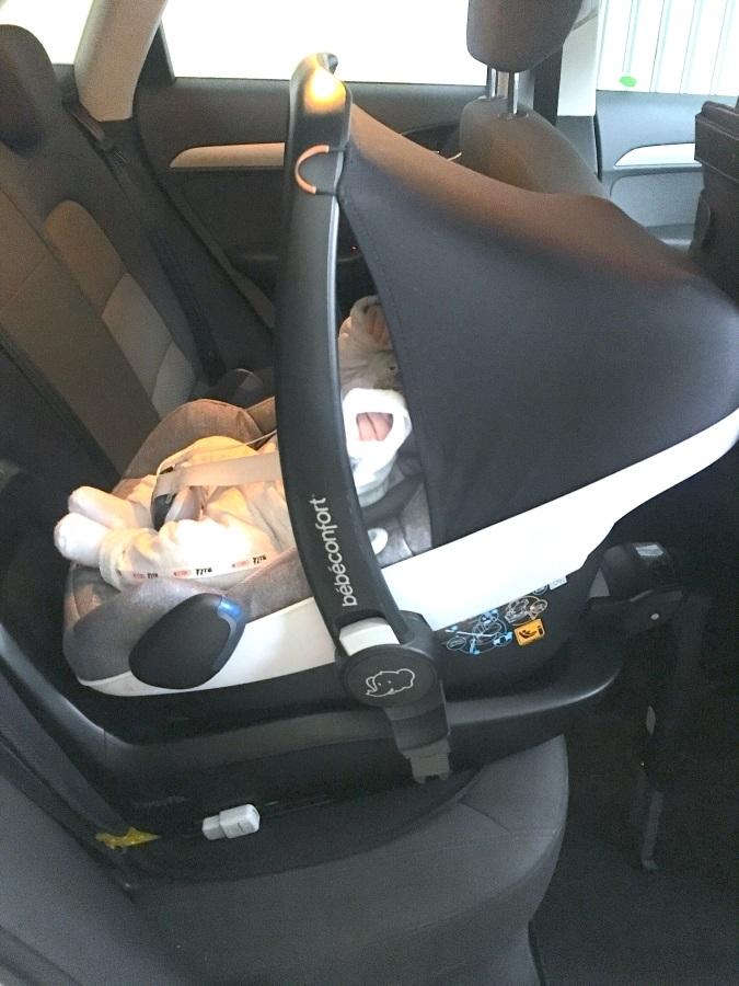 seggiolino auto sicuro Bébé Confort