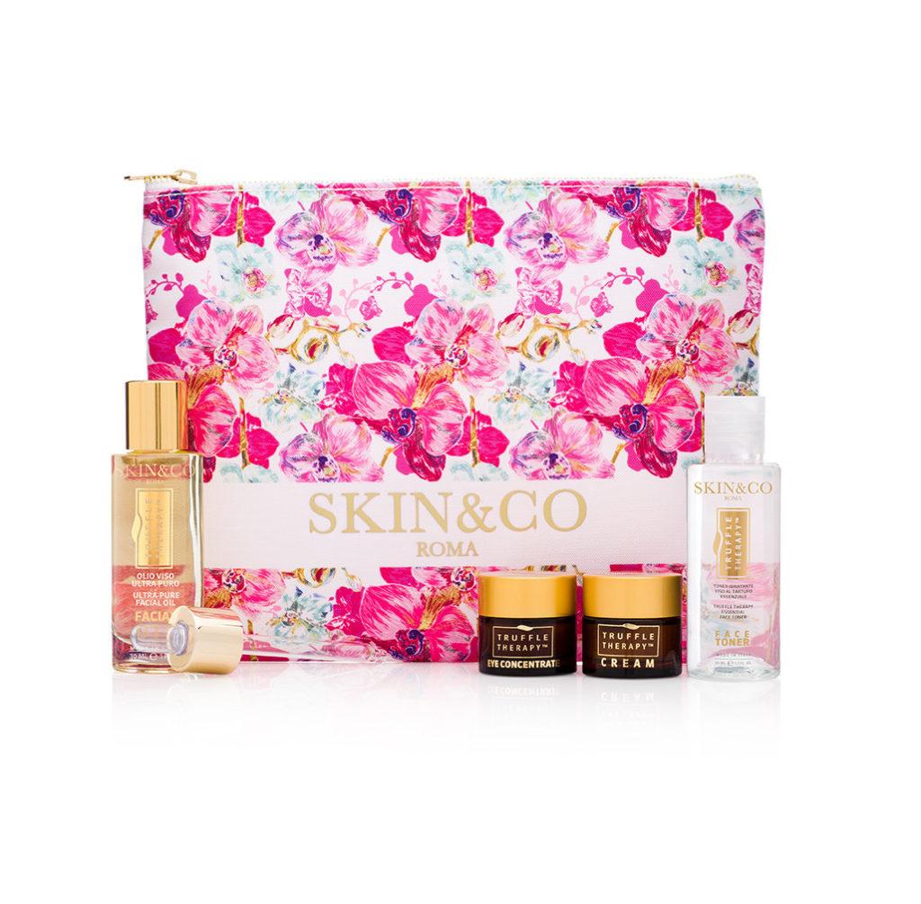 prodotti beauty da viaggio skin & co