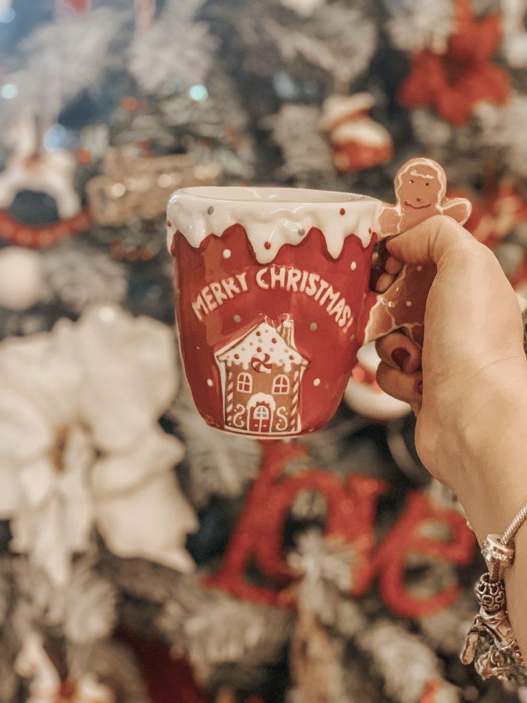 tazza natalizia Euronova