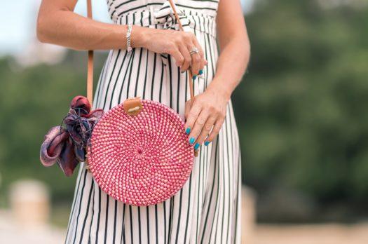 Maxi, mini, round o a secchiello: le borse must-have della primavera-estate 2019