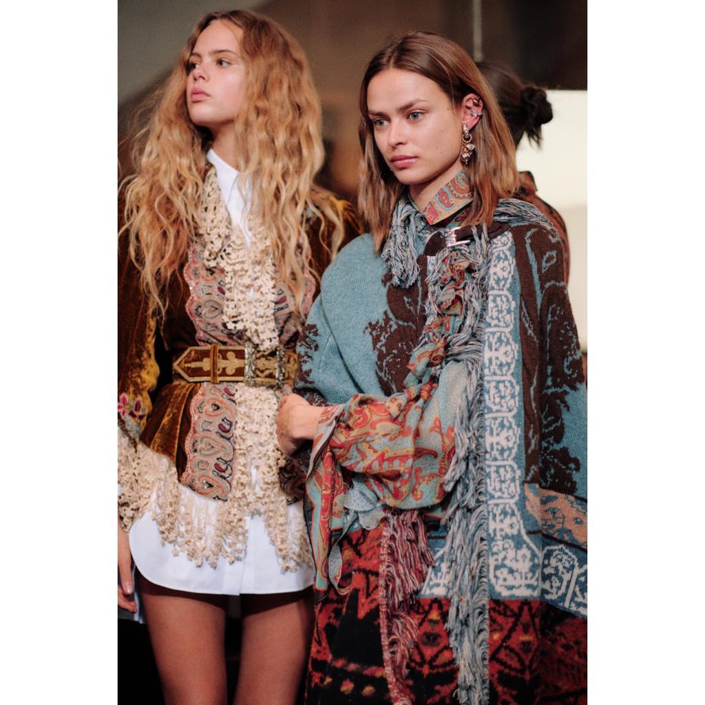 tendenze capelli dalla Milano fashion week