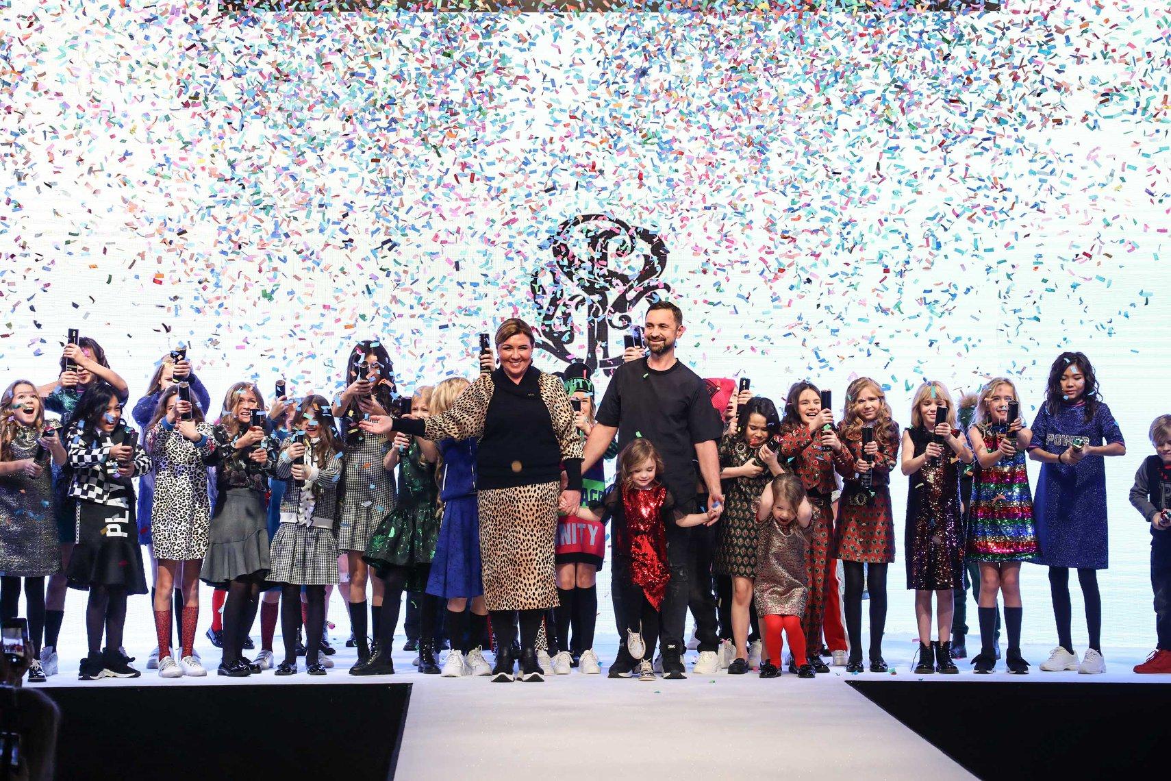 Tendenze moda bimbi autunno inverno 2019 2020 Pitti88