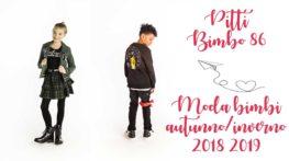 Tendenze moda bimbi autunno inverno 2018 2019 pitti