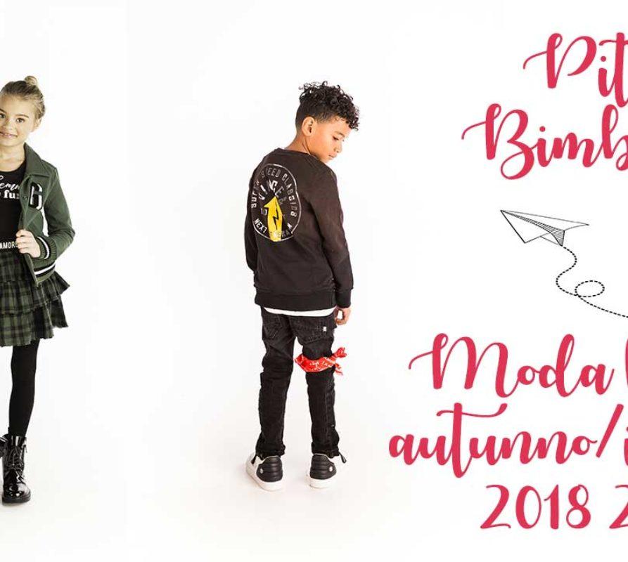 Pitti, tutte le tendenze moda bimbi autunno inverno 2018 2019