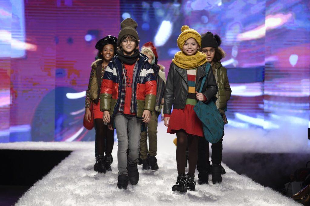 sfilata Boboli Pitti88 tendenze moda bimbi