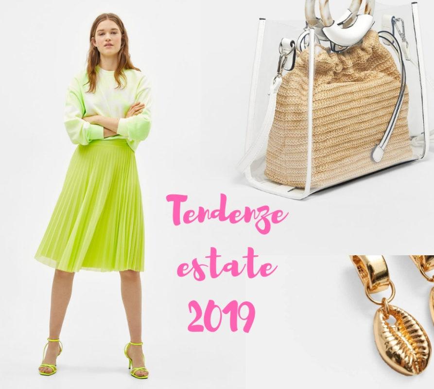 Cinque tendenze moda della prossima estate 2019