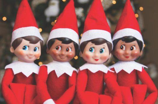 La tradizione americana dell'Elf on the shelf è arrivata a casa nostra