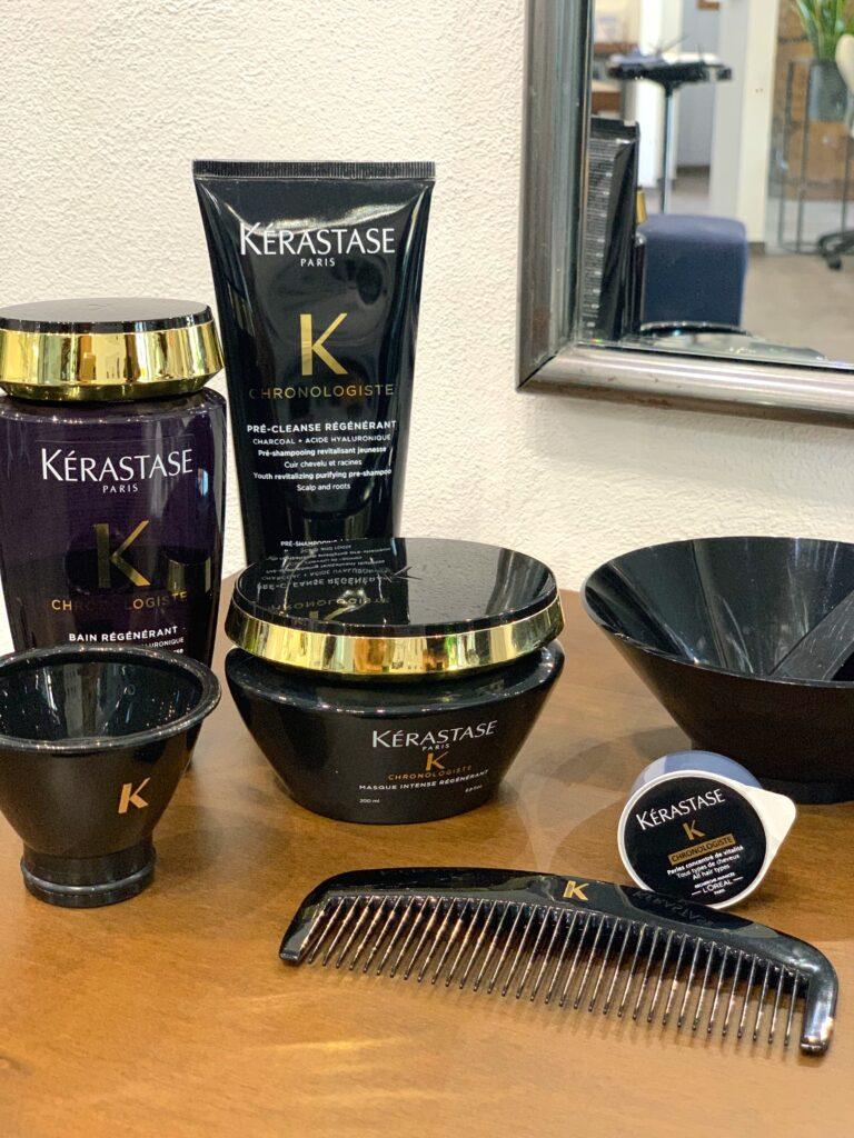 trattamento rigenerante capelli kerastase