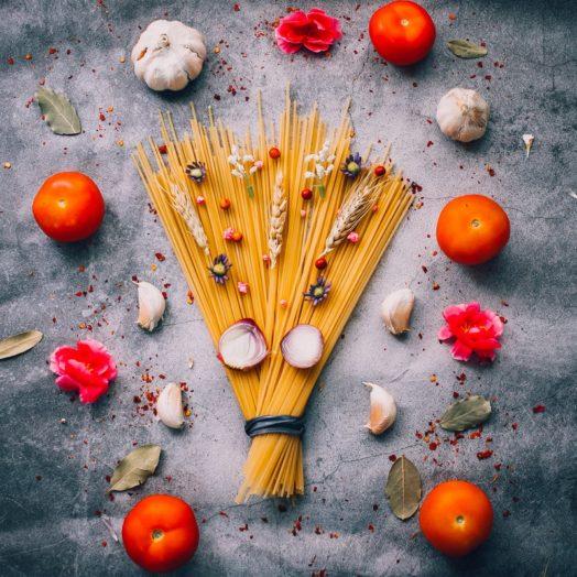 tre ricette di primi piatti italiani